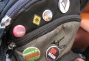 Despite Structural Concerns, Visual Design Student Adds One More Anime-Themed Pin to Backpack