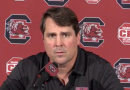 Muschamp Says Strong Season All Down to Good Luck, Literally