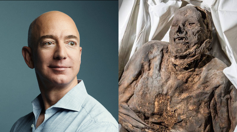 Jeff Bezos And The Corpse Of John D Rockefeller A Comparison The