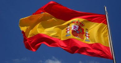 Wistful Glimmer in Study Abroad Student's Eye as Spain Mentioned in Passing