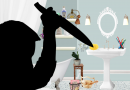 Top 5 Ways To Drive The Serial Killer Behind Your Shower Curtain WILD